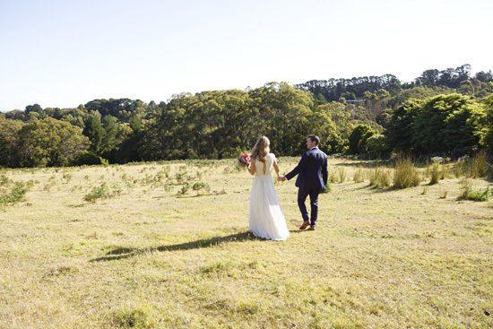 Romanic Red Hill Wedding116