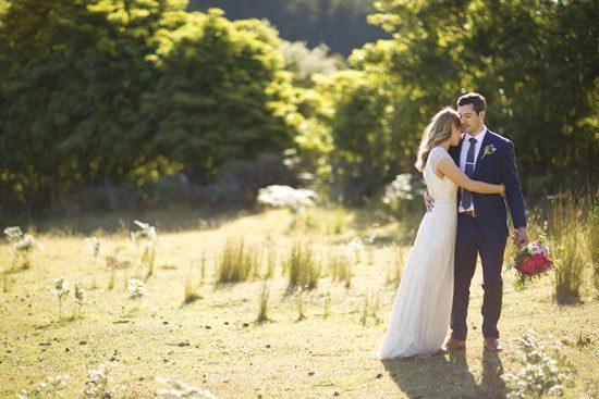 Romanic Red Hill Wedding118