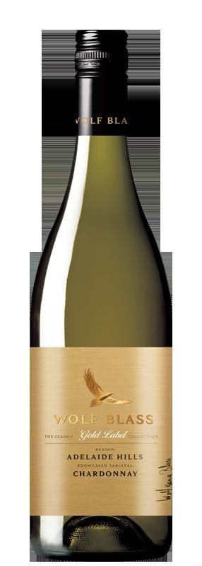Wolf Blass Gold Label Adelaide Hills Chardonnay New