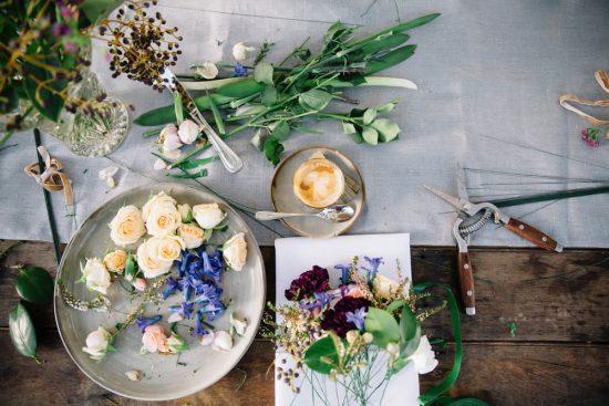 Brisbane flower crown workshop