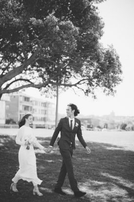 Intimate Coogee Beach Wedding023