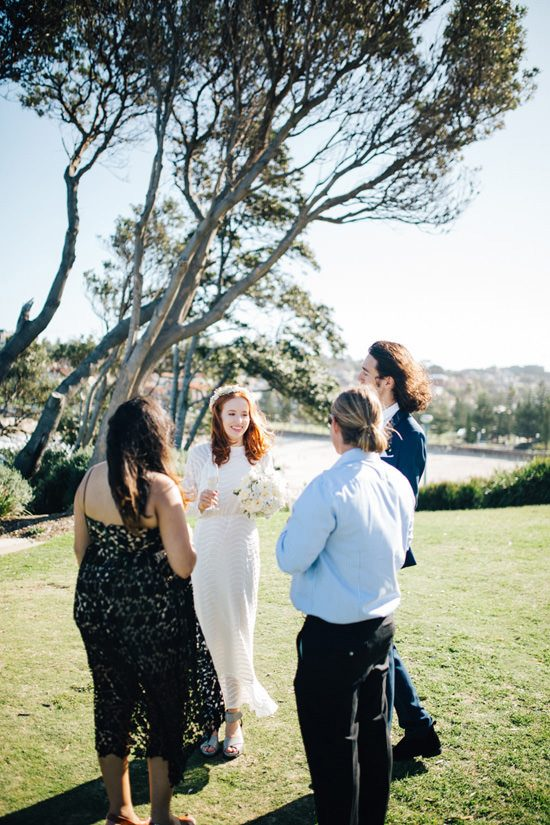 Intimate Coogee Beach Wedding083