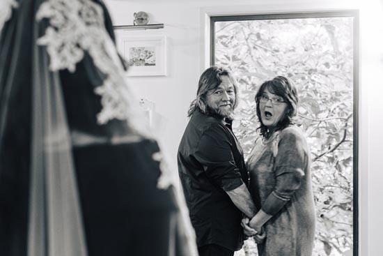 Intimate Modern Montville Wedding 011