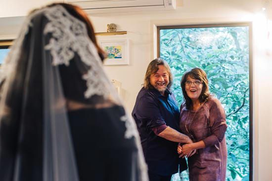 Intimate Modern Montville Wedding 012