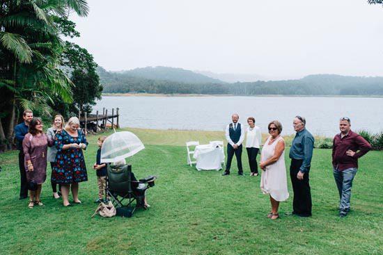 Intimate Modern Montville Wedding 021