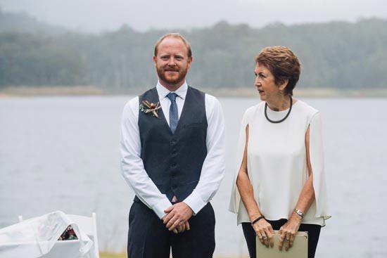 Intimate Modern Montville Wedding 023