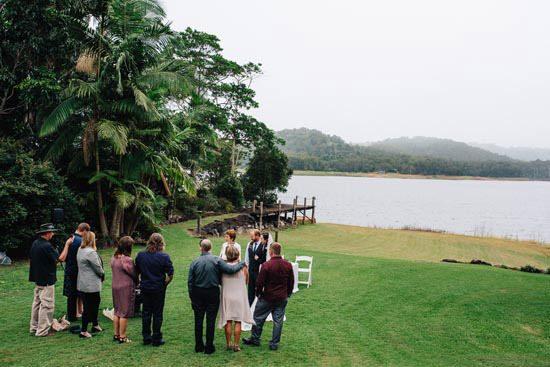 Intimate Modern Montville Wedding 027