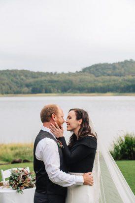 Intimate Modern Montville Wedding 046