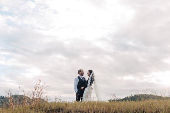 Intimate Modern Montville Wedding 070