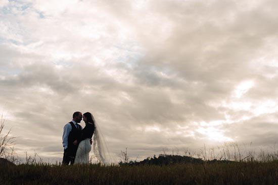 Intimate Modern Montville Wedding 071
