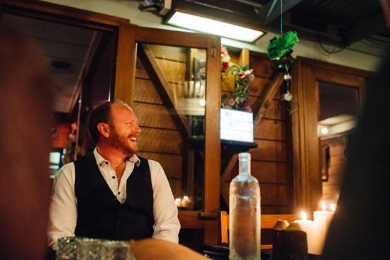 Intimate Modern Montville Wedding 087