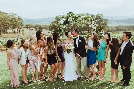 Modern Outdoor Hunter Valley Wedding008