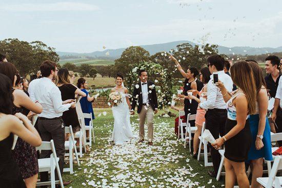 Modern Outdoor Hunter Valley Wedding047
