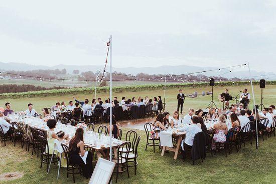 Modern Outdoor Hunter Valley Wedding066