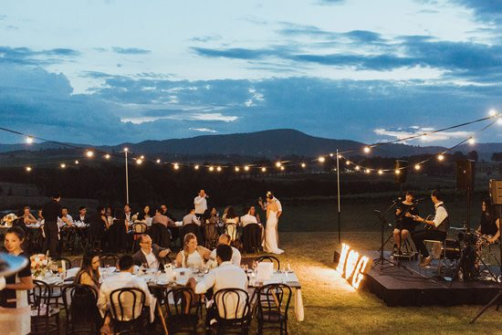 Modern Outdoor Hunter Valley Wedding079