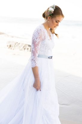 Pastel Beach Wedding Inspiration044