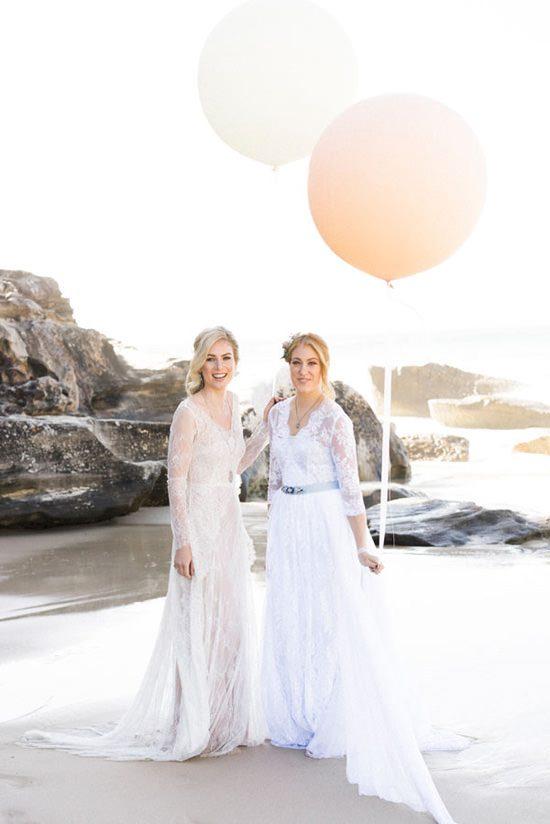 Pastel Beach Wedding Inspiration058