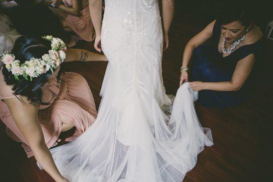 Romantic Montsalvat Wedding20141206_1346