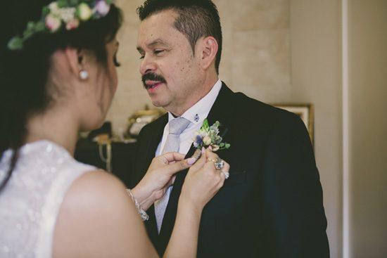 Romantic Montsalvat Wedding20141206_1349