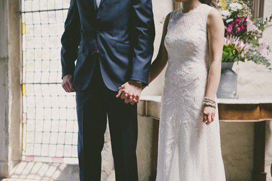 Romantic Montsalvat Wedding20141206_1363
