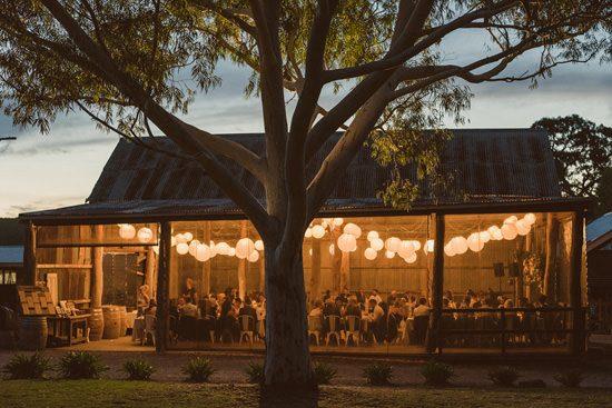 Rustic Adelaide Hills Winery Wedding077