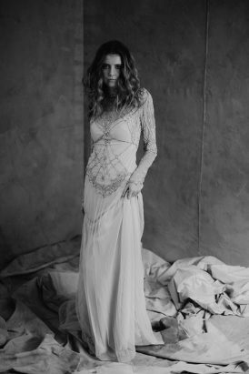 Silver & Ivory Contemporary Bridal Inspiration013
