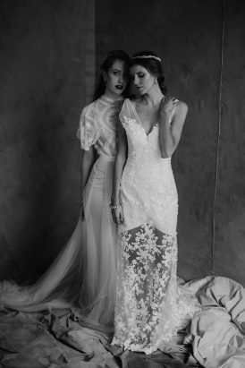 Silver & Ivory Contemporary Bridal Inspiration025