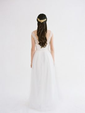 The Natural Collection from La Belle Bridal Accessories099