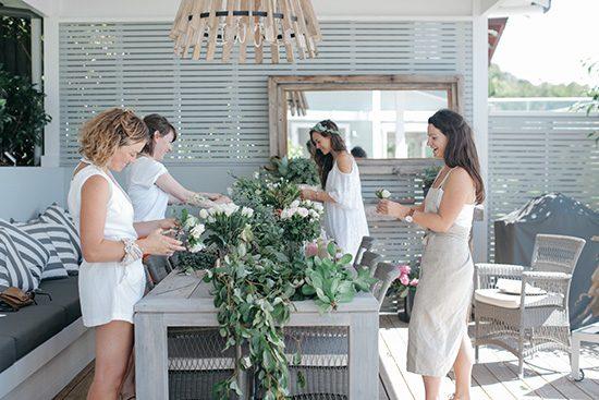 The Well Nest Flower Crown Workshop