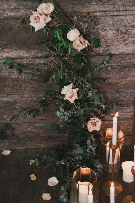 Indoor Rustic Chic Wedding Ideas060