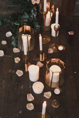 Indoor Rustic Chic Wedding Ideas061