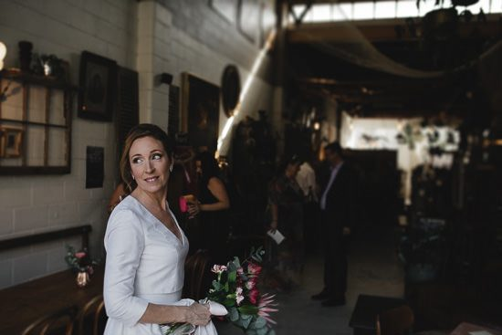 Intimate Vieille Branche Wedding - Polka Dot Bride
