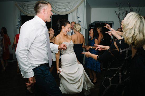 Modern Lindenderry At Red Hill Wedding - Polka Dot Bride