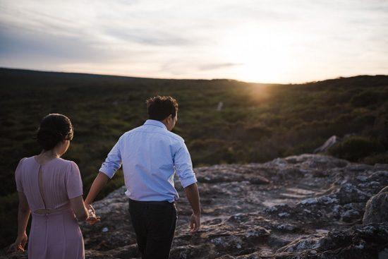 Striking Sunset Engagement20160524_2139