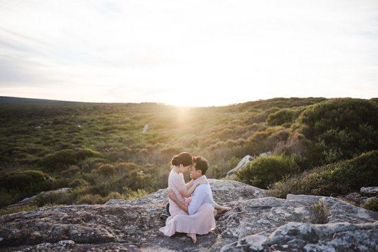 Striking Sunset Engagement20160524_2145