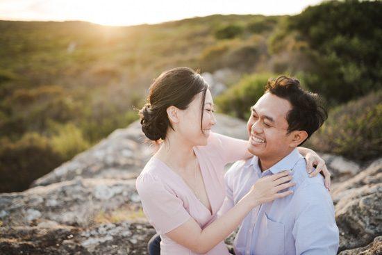 Striking Sunset Engagement20160524_2148