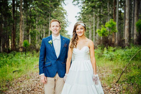 Vintage Inspired Western Australian Wedding053