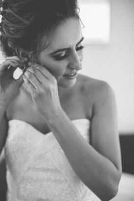 Elegant Outdoor Garden Wedding - Polka Dot Bride