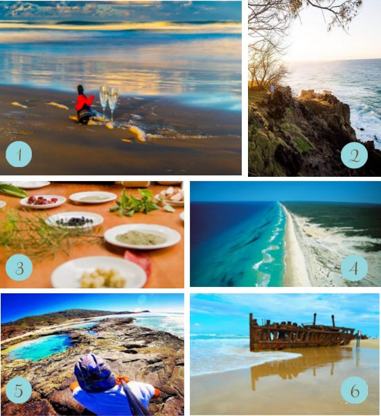 6 Things To Love about Fraser Island