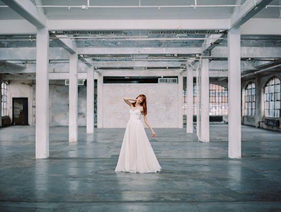 Truvelle 2017 Bridal Collection   Polka Dot Bride