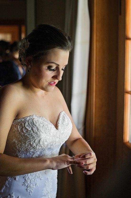 Sweet Flowerdale Estate Wedding - Polka Dot Bride
