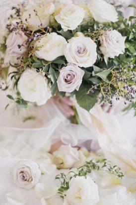 To My Love Romantic Boudoir Shoot - Polka Dot Bride