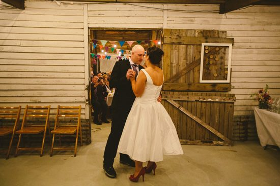 Whimsical Aghadoe Estate Wedding - Polka Dot Bride