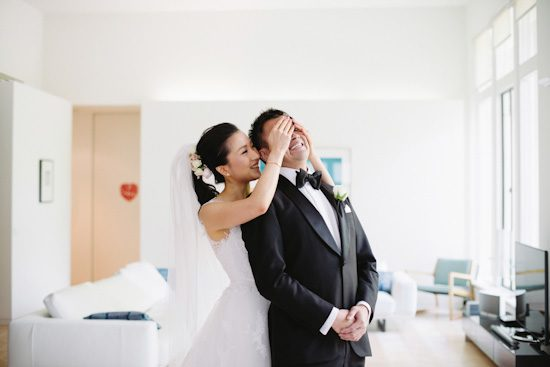 Classic Luminare Wedding - Polka Dot Bride