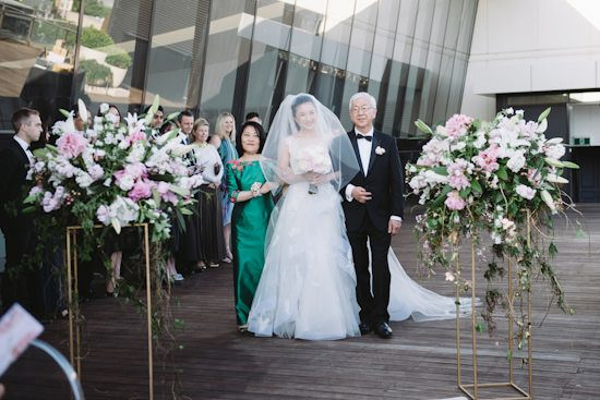 Classic Luminare Wedding - Polka Dot Bride