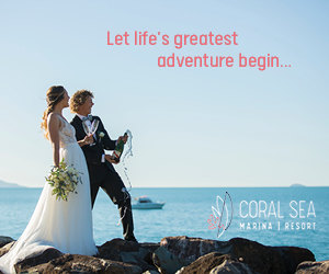 Lure - Abell Point Marina Grande Honeymoons banner