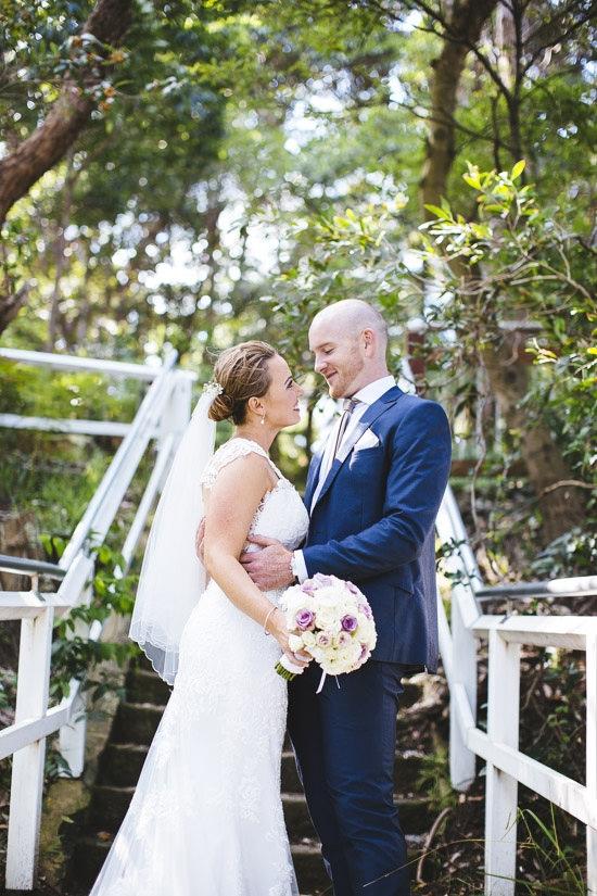 Intimate Fort Demison Wedding   Photo By Rose Photos www.rosephotos.com.au