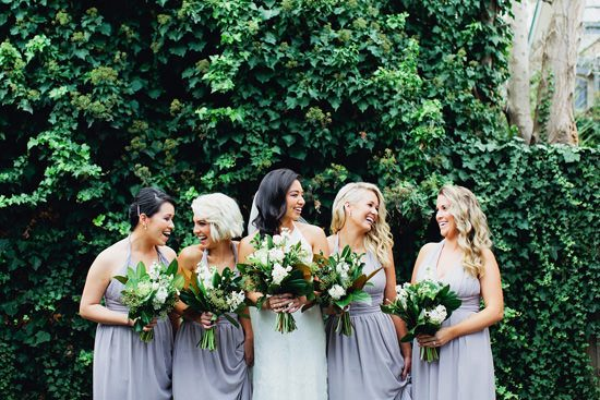 Modern Albert Park Wedding - Polka Dot Bride