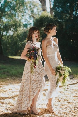 Romantic Australian Country Wedding Ideas - Polka Dot Bride
