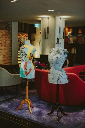 Whimsical Sydney Garden Wedding - Polka Dot Bride